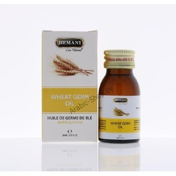 """Масло Зародыша Пшеницы """"Hemani Wheat Germ oil"""" (30 мл)"""